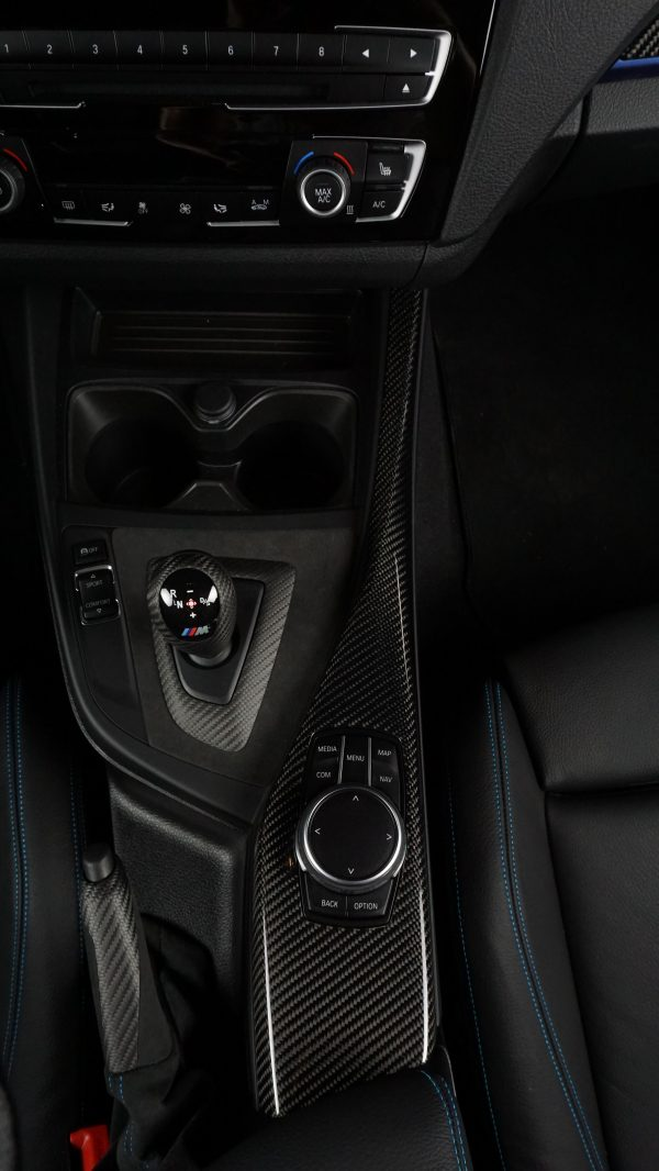 Carbon Interieur BMW