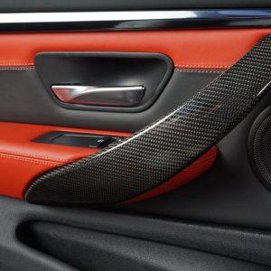 Türgriffe BMW Carbon