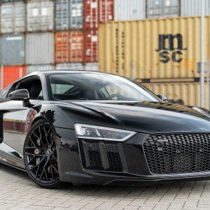 Sideskirts Seitenschweller Audi R8Carbon