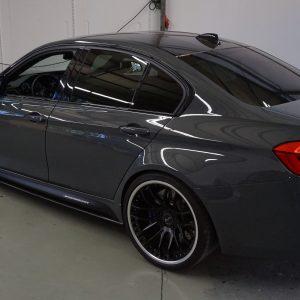 BMW M3 Seitenschweller Sideskirts Carbon