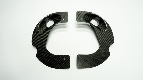 Ankerblech Bremsenkühlung BMW Carbon