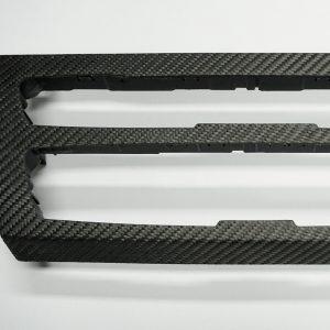 Radioblende 1er 2er BMW Carbon Struktur